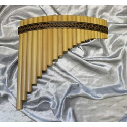 Inlay panflute